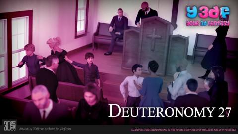 Y3DF - DEUTERONOMY CH 2