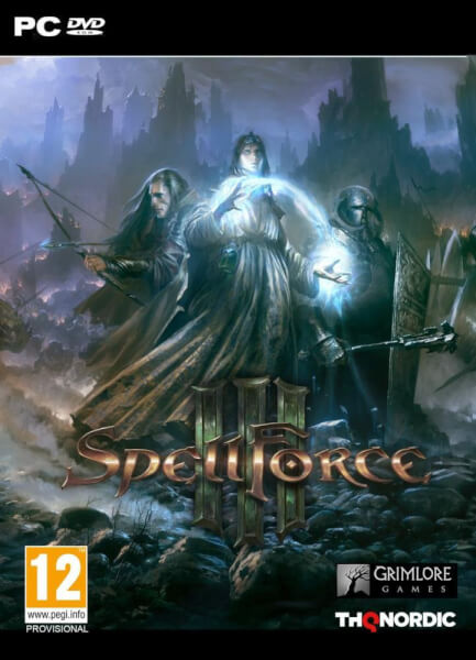 SpellForce 3 v 1.27 (2017/Rus/Multi18) RePack от xatab