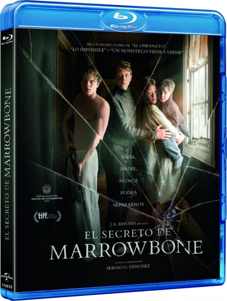 Marrowbone 2017 720p BRRip 999MB-MkvCage