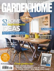 South African Garden and Home - April 2018