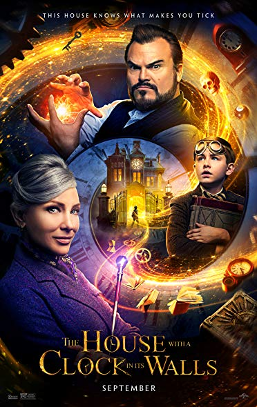 The House with a Clock in Its Walls 2018 720p HDCAM x264-iM@X