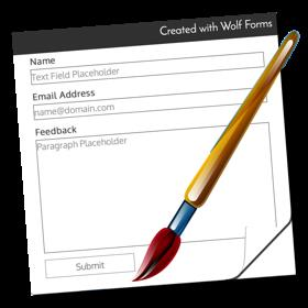 Wolf Responsive Form Maker 2.30