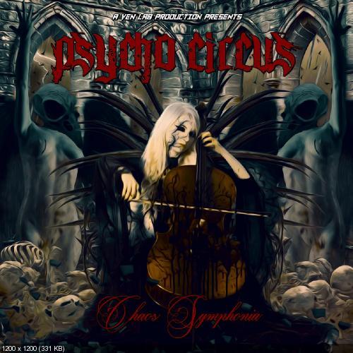 Psycho Circus - Chaos Symphonia (2017)