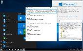 Windows 10 1709 Pro 16299.125 rs3 BOSS by Lopatkin (x86-x64) (2017) [Ukr]