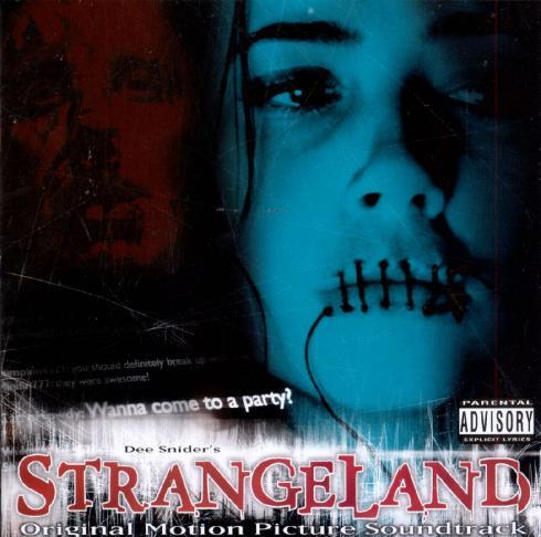 VA - Strangeland OST (1998)