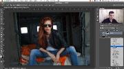 Adobe Photoshop. Коммерческая ретушь. Новый поток (2017/PCRec/Rus)