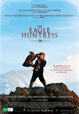 Охотница с орлом / The Eagle Huntress (2016) WEBRip 720p