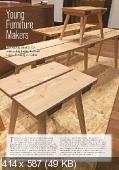 Furniture & cabinetmaking №266  (2018). Скриншот №3