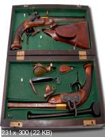 Клипарты для фотошопа - Пистолеты, автоматы, ружья, пулеметы