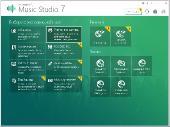 Ashampoo Music Studio 7.0.2.4 RePack & Portable by elchupacabra (x86-x64) (2018) [Eng/Rus]