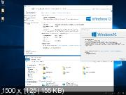 Windows 10 x64 1709.16299.192 5in1 v.1 by YahooXXX