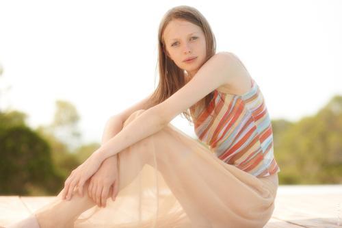Faye reagan puffy nipple redhead freckles
