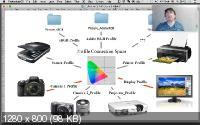 Система управления цветом в фотошоп (2017)