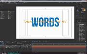 Моушн-дизайн. Анимированные буквы (2017/PCRec/Rus)