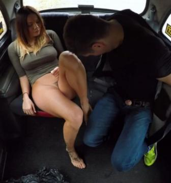 Vanessa Decker - Hot Czech driver fucks cheeky thief (2018) FullHD 1080p