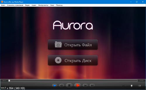 Aurora Blu-ray Media Player 2.19.4.3289