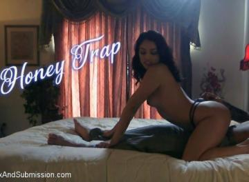 Vanessa Sky - Honey Trap (2018) HD 720p