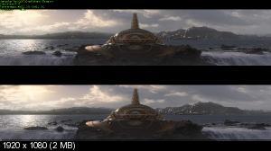 Тор: Рагнарёк 3D / Thor: Ragnarok 3D (Лицензия IMAX version by Ash61) Вертикальная анаморфная стереопара