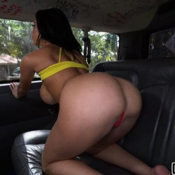 Victoria June - Pornstar Takes on Three Random Guys (2018) HD 720p