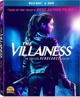 Злодейка / The Villainess / Ak-Nyeo / Aknyeo (2017) BDRemux