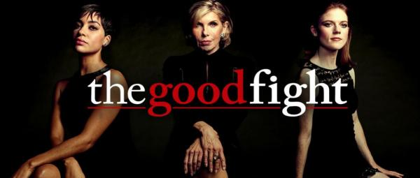 ������� ����� / The Good Fight [�����: 2, ������� 1-3 (10)] (2018) WEB-DL 1080p | BaibaKo, ColdFIlm