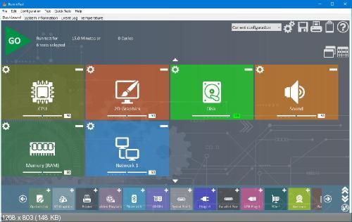 PassMark BurnInTest Pro 9.0 Build 1004 Final