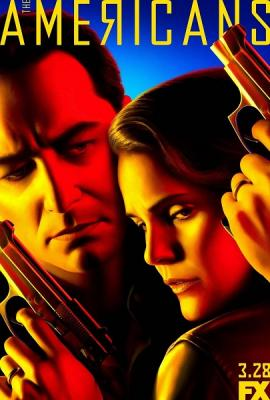 Американцы / The Americans [Сезон: 6, Серии: 1-8] (2018) WEB-DL 720p | NewStudio