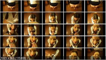 Blowjob Scat (DirtyGirlMary) Game schoolgirl – shit Blowjob [FullHD 1080p] Scatology, Scat Fuck