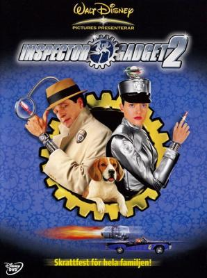 Инспектор Гаджет 2 / Inspector Gadget 2 (2003) WEB-DLRip 1080p