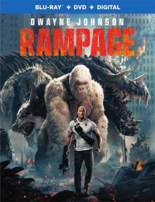 Рэмпейдж / Rampage (2018) Blu-Ray EUR 1080p | Лицензия