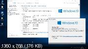 Windows 10 Pro x64 1803.17134.137 + Office 2016 by MandarinStar (RUS/2018)