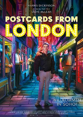 Открытки из Лондона / Postcards from London (2018)