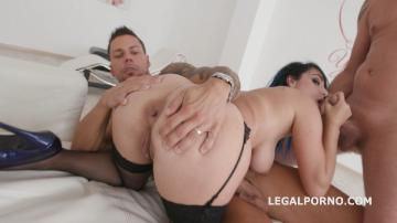 DAP Destination Charlotte Cross first time Double Anal with multiple position, Balls Deep Anal, Great Gapes, Facial GIO740 (2018) UltraHD 2160p