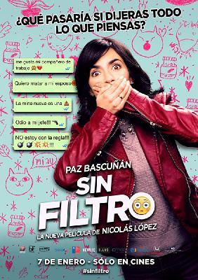 Без фильтра / Sin Filtro (2016)