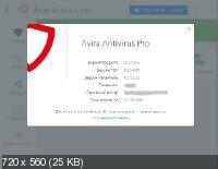 Avira Antivirus Pro 15.0.39.5