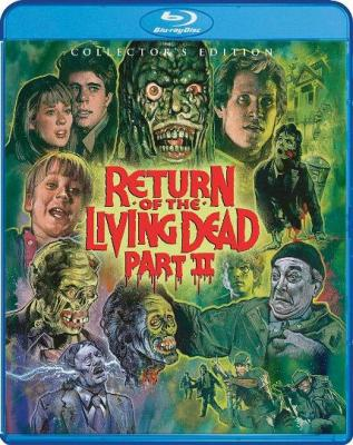 Возвращение живых мертвецов 2 / Return of the Living Dead Part II (1988) BDRemux