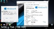 Windows 10 Enterprise LTSB x86/x64 14393.2457 v.78.18 (RUS/2018)