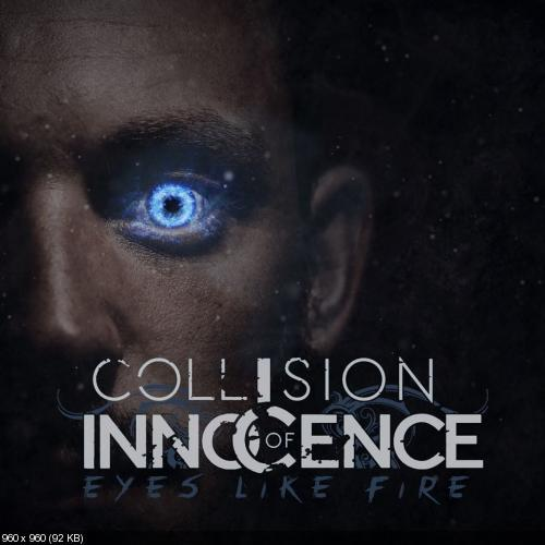 Collision of Innocence - Eyes Like Fire (Single) (2018)