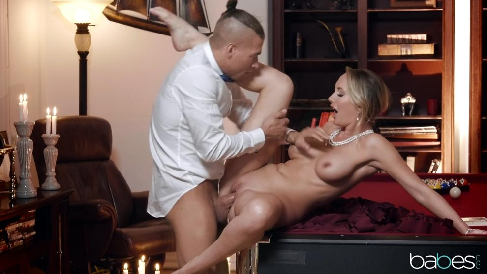 [Babes.com] Brett Rossi - Dinner for Deviants Amuse-Bouche (13.09.2018) [All Sex, Blowjobs, 1080p]