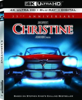 �������� / Christine (1983) BDRemux 2160p