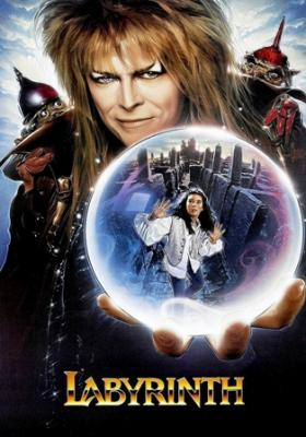 �������� / Labyrinth (1986) BDRip 1080p